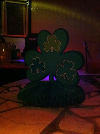 Zoo Bar: St. Patrick's Day