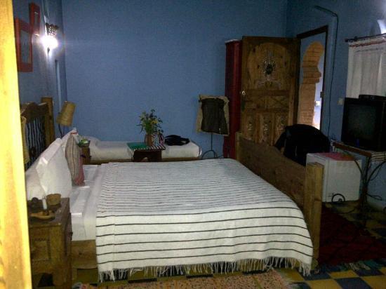 Auberge Dardara : Hiba Room