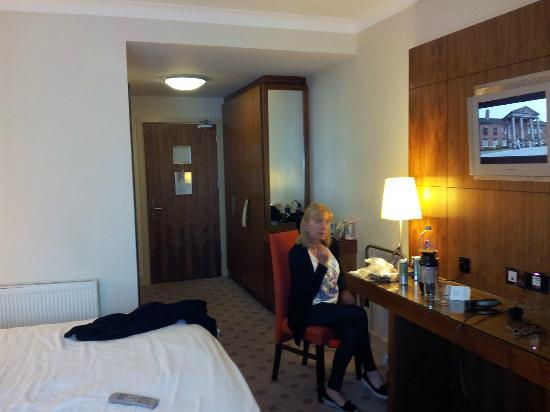 Fitzwilton Hotel: room114