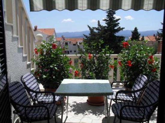 Apartments Avdic: Terrace
