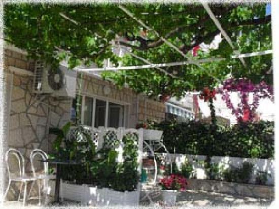 Apartments Avdic: Outside