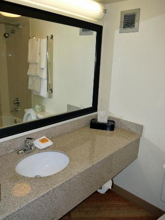 La Quinta Inn & Suites Virginia Beach: Bathroom
