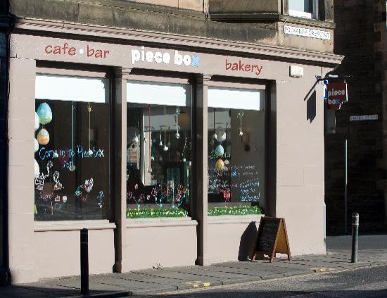 Piecebox: Our cafe