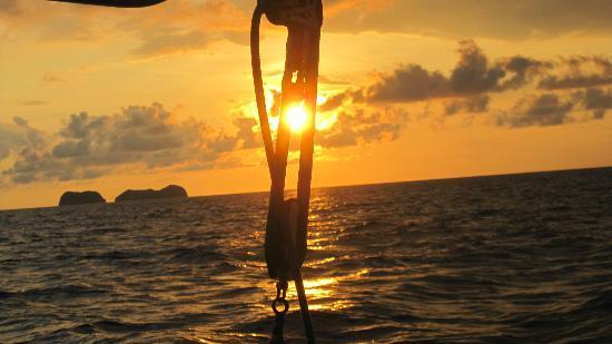La Marejada Hotel: Catamaran sail