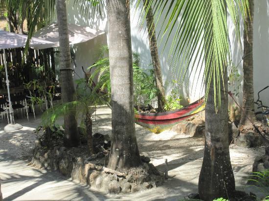 La Marejada Hotel: Lounge area