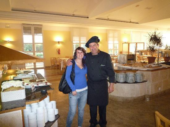 Cala Santandria, Espagne : como nos mimo!!!!!