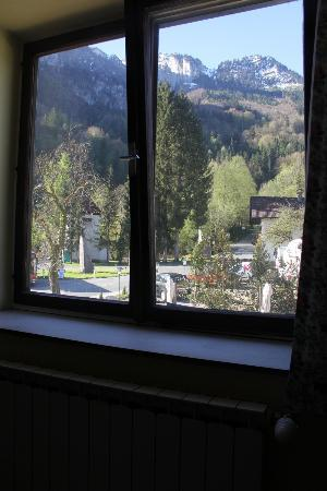Gasthof Fürstenbrunn: View from our room