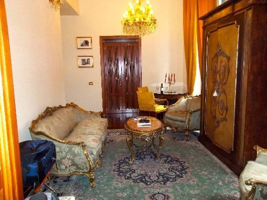Residenza Vespucci: Living room