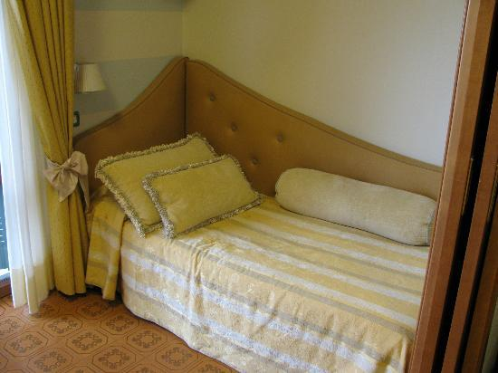 Hotel Villa Steno: single bed