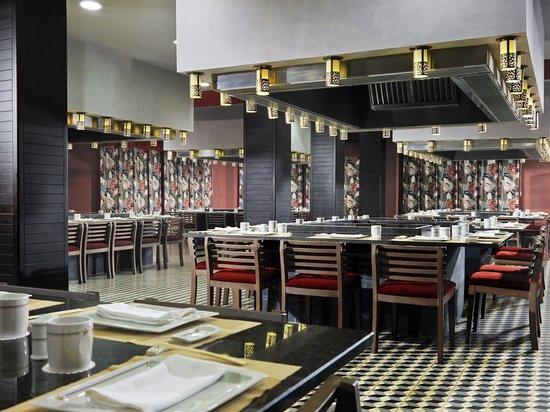 Iberostar Saidia : Japanese Restaurant