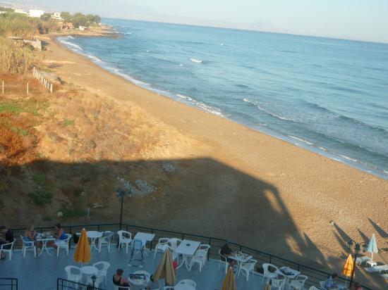 Dedalos Beach: free beach