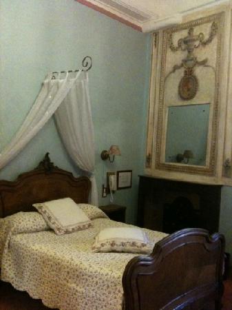 Hotel du Fiacre : kamer