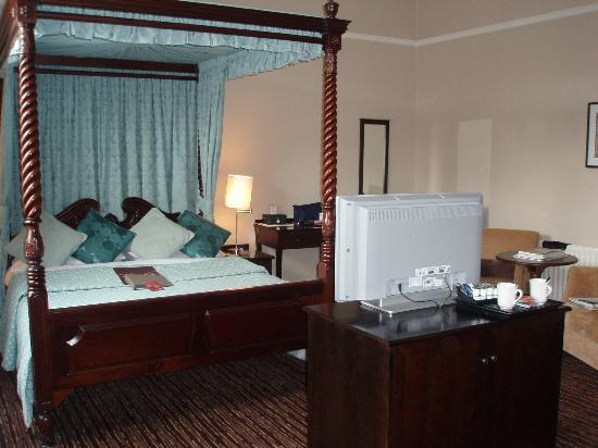 The White Swan Hotel: The Alnwick Suite