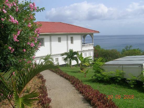 Caribbean Sea View Holiday Apartments : Sea Breeze and Manager villa