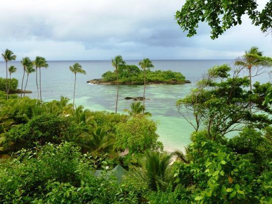 Luxury Bahia Principe Cayo Levantado Don Pablo Collection: beach view from the room