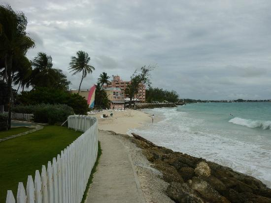 Barbados Beach Club: The beach and hotel