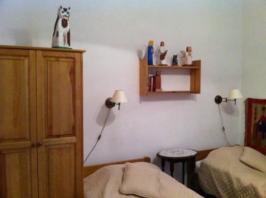Bed & Breakfast Kolory: the room