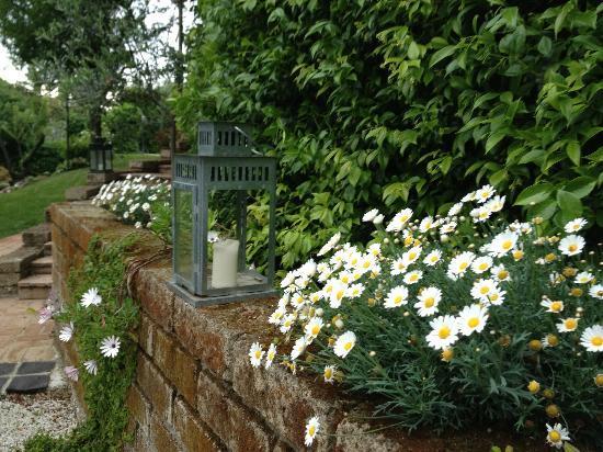 Villa Magnolia Relais: The garden