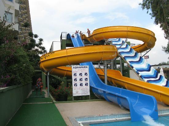 Botanik Hotel & Resort: slides