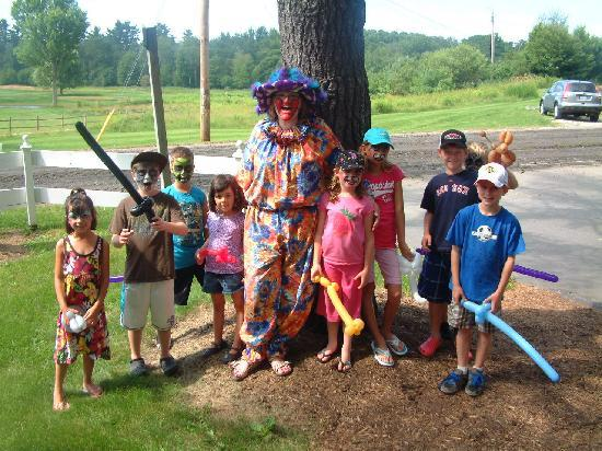 Shamrock Lodge: Supervised Kids Program