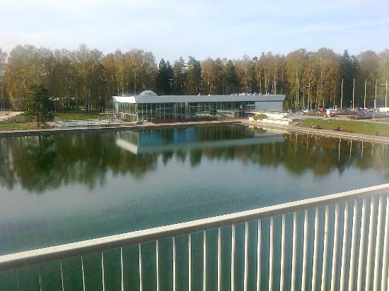 Original Sokos Hotel Tapiola Garden: View from room
