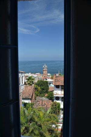 Luna Liquida Boutique Hotel: HABITACION CON VISTAS UNICAS