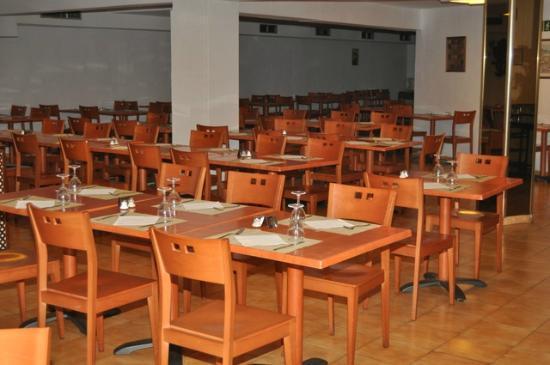 Sol Puerto Playa Hotel: Vista del comedor