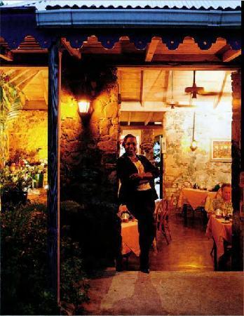 The Sugar Mill Restaurant: Dining Room Entrance