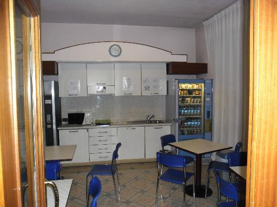 Casa di Accoglienza Paolo VI: REFETTORIO