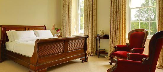 Kilmahon House: Bedroom