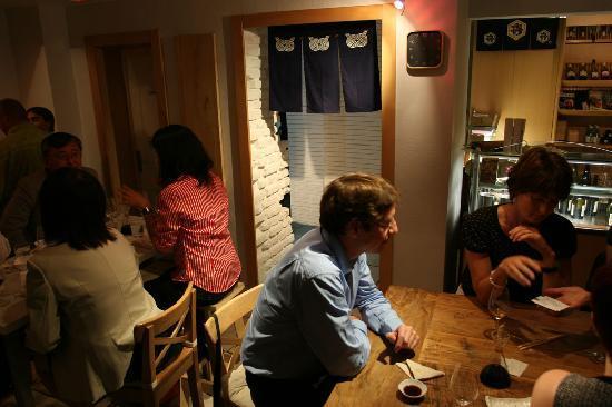 Shoon : le restaurant