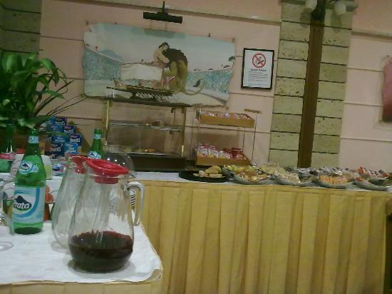 Hotel Grillo Verde: colazione