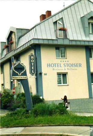 Stoiser's Hotel Garni: Hotel Stoiser: facciata