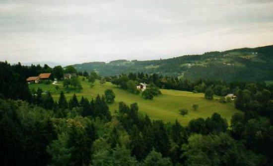Stoiser's Hotel Garni: Hotel Stoiser: dintorni
