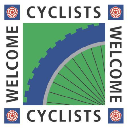 The Metropolitan: cyclists logo