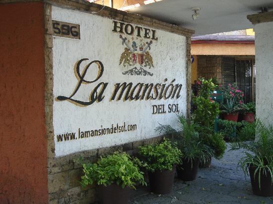 La Mansion del Sol: Logo