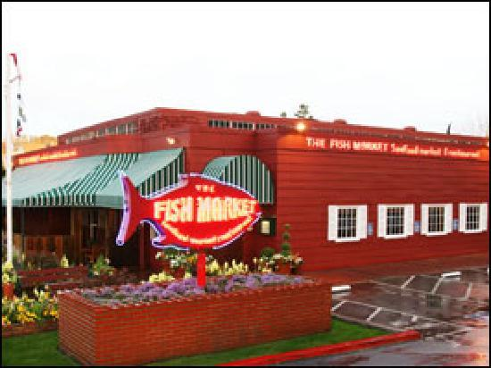 Photo of Seafood Restaurant The Fish Market at 3775 El Camino Real, Santa Clara, CA 95051, United States