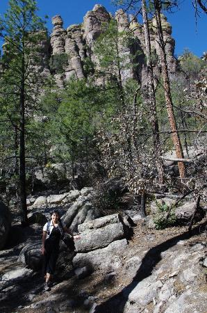 Portal Peak Lodge: Heading to the Heart of The Rocks | Chiricahua National Monument