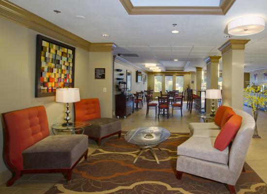 Best Western Plus Bradenton Hotel & Suites: Great Room