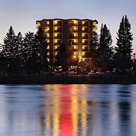 Photo of Hotel on the Falls Idaho Falls