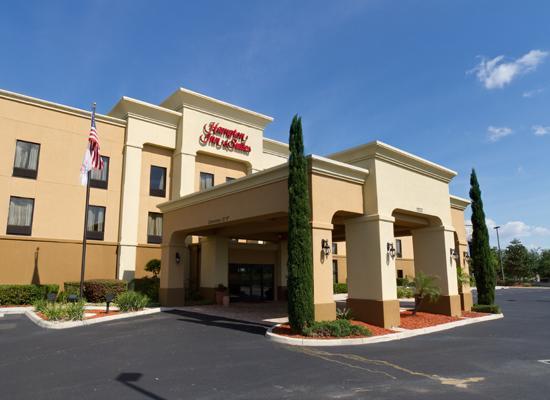 Hampton Inn & Suites The Villages: Exterior Entrance