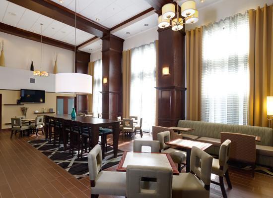 Hampton Inn & Suites The Villages: Great Room