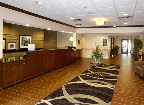 Hampton Inn & Suites The Villages: Lobby
