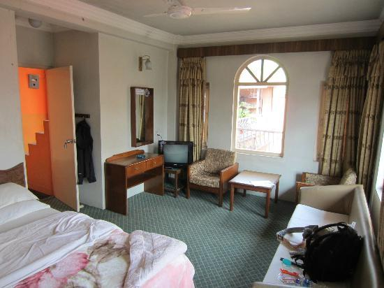 Holy Lodge: Deluxe room