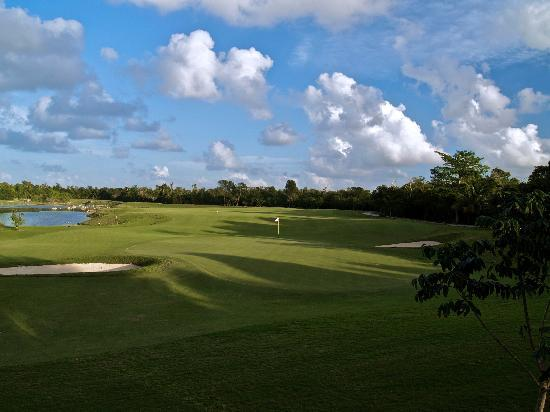 Hole #6 at Cozumel Country Club