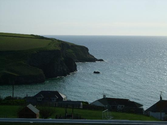 Bedruthan Hotel & Spa: sea views