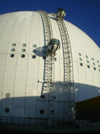 Globen Skyview: SkyView Globe