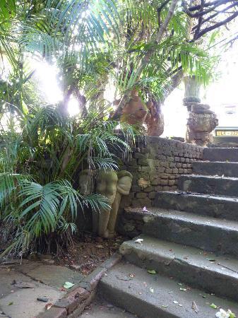 Shangri-La: le jardin