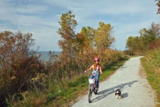Lake County, OH: Lake Metroparks Bike Trail