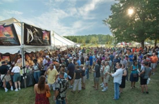 Lake County, OH: Vintage Ohio Wine Festival